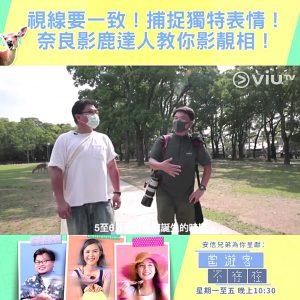 香港地上テレビviu TVに出演しました。